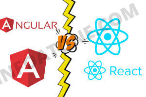Why the industries are choosing to react instead of angular - INFO AT ONE